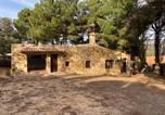 Location vacances Valhermoso de la Fuente - Casa rural La Marquesa - Cuenca-2