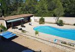 Location vacances Poulx - Appartement à Nîmes en pleine nature avec Piscine-3