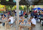 Camping 4 étoiles Sanguinet - Camping Paradis Bimbo-2