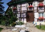 Hôtel Territoire-de-Belfort - Chambres d'hôtes &quote;Aux Portes de l'Alsace&quote;-2
