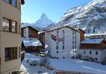 Location vacances Zermatt - Appartement Brunnmatt-2