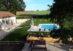 Location vacances Pressac - La Vieille Gorce - B&B in the Vienne-3