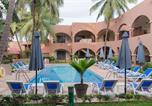 Hôtel Dakar - Airport Hotel Casino du Cap-vert-3