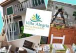 Hôtel Praia - Villa Alegria B&B-1