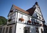 Hôtel Bad Ditzenbach - Bad Hotel Bad Überkingen-3