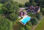 Location vacances Fishbourne - Little Oldwick Pool House-4