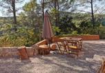 Location vacances Vidauban - Appart &quote;Pins & parasol&quote;, piscine chauffée et bain à remous - Axelle Loc'Appart-3