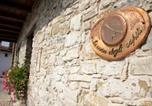 Location vacances  Province de Gorizia - Agriturismo La Casa Degli Ospiti-4