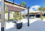 Location vacances Lake Worth - Bohemian Beach House Home-4