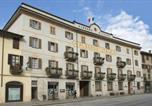 Hôtel Province de Verceil - Albergo Italia-1
