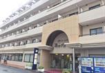 Hôtel Kawasaki - Sky Heart Hotel Kawasaki-1