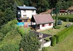 Location vacances Troskovice - Chalet with pool Jizera-1