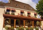 Hôtel Couches - Logis Des Trois Maures-2