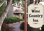 Location vacances Medford - Wine Country Inn-3