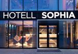 Hôtel Tartu - Hotel Sophia by Tartuhotels-2