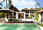 Villages vacances Lipa Noi - The Sea Koh Samui Boutique Resort & Residences-2