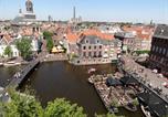 Location vacances Oegstgeest - Appartement Leiden City Center-4