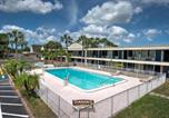 Hôtel Clearwater - Oyo Hotel Pinellas Park Us-19-1