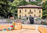 Location vacances Moltrasio - Moltrasio Villa Sleeps 10 Pool Air Con Wifi-3