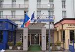 Hôtel Crozon - Hotel De La Rade-1