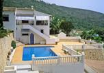 Location vacances Benitachell - Holiday Home Isla Bonita-1
