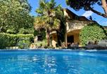 Location vacances Alba-la-Romaine - Villa Le Pont-1