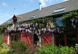 Hôtel Fleurigné - La Maison Jaune à la Janaie-2