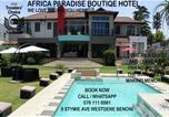 Hôtel Kempton Park - Africa Paradise - Or Tambo Airport Boutique Hotel-1