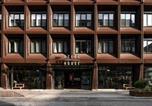 Hôtel Copenhague - Steel House Copenhagen-3