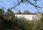 Hôtel Champagne-et-Fontaine - Château de La Combe-2