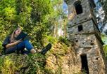 Location vacances Santo Stefano d'Aveto - Nel Paese delle Meraviglie tra borghi cascate e natura-1