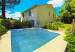 Location vacances Sarrians - Awesome home in Beaumes-de-Venise with Outdoor swimming pool, Wifi and 3 Bedrooms-1