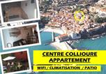 Location vacances Collioure - Appartement Centre Collioure Patio Wifi Clim-1