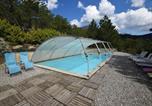 Location vacances Ponet-et-Saint-Auban - Beautiful Holiday Home in Marignac-en-Diois with Pool-2