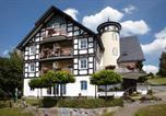 Location vacances Bad Berleburg - Pension und Ferienwohnung Schütte-1
