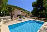 Location vacances  Alicante - Marquesa Af-1