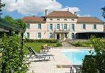 Hôtel 4 étoiles Comberjon - Chateau Du Mont Joly-1
