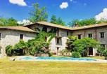 Location vacances Cravanzana - Mulino Gorretta Langhe House with swimming pool-1