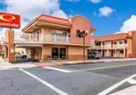 Hôtel Atlantic City - Econo Lodge Beach And Boardwalk-1