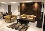 Location vacances  Pakistan - Royal Two Bed Room Luxury Apartment M M Alam Road Lahore-3