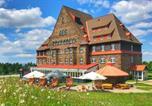 Hôtel Oberwiesenthal - Hotel Sachsenbaude Oberwiesenthal-4