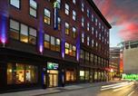 Hôtel Boston - Holiday Inn Express Hotel and Suites Boston Td Garden-1
