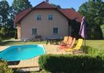 Location vacances Borovany - Ubytování Mája-4
