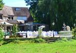 Location vacances Triguères - Villa with 4 bedrooms in Courtenay with wonderful lake view enclosed garden and Wifi 20 km from the beach-1