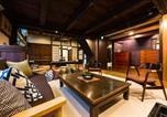 Hôtel Takayama - Temple Hotel Takayama Zenko-ji-4