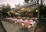 Hôtel İçmeler - Letoile Beach Hotel-4