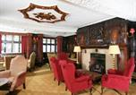 Hôtel Richards Castle (Shropshire) - The Feathers Hotel Ludlow-3