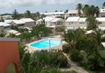 Location vacances Saint-Francois - Duplex Marina-4