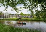 Camping  Acceptant les animaux Belgique - Camping Houtum-1