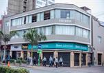 Hôtel Pérou - Pariwana Hostel Lima-3